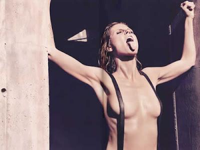 Mais fotos de Heidi Klum nua cae na internet