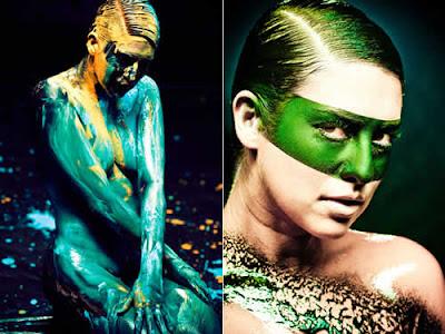 Fernanda Paes Leme nua: Sexual Color
