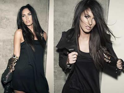 Fotos de Megan Fox na Cosmopolitan