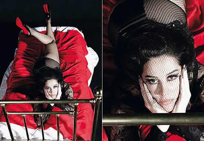 Claudia Raia: Fotos sexy de musical