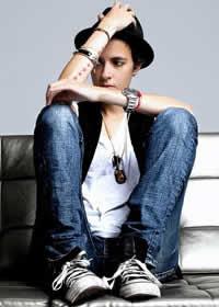 Samantha Ronson no Brasil: Ela está animada