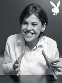 Entrevista da Playboy: Bárbara Paz