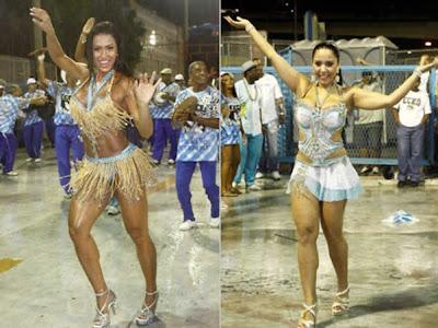 Gracyanne Barbosa: Corpo Sarado no samba
