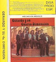 GERARDO Y SU 4ta dimencion