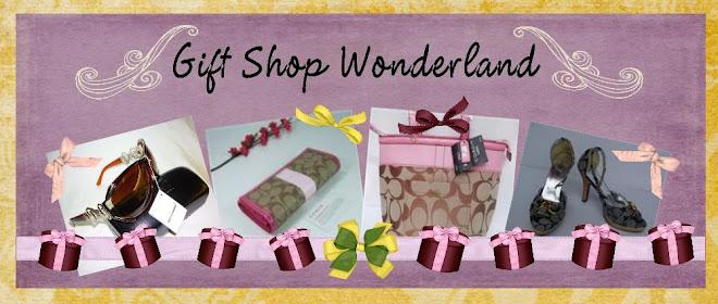 Gift Shop Wonderland