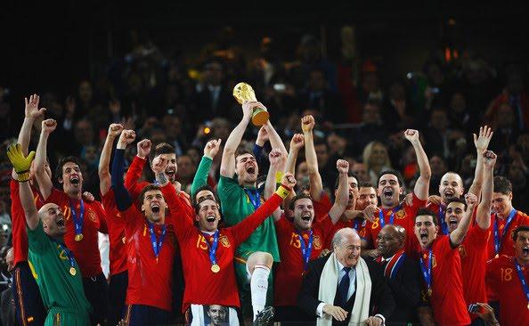 Spain: 2010 FIFA World Cup