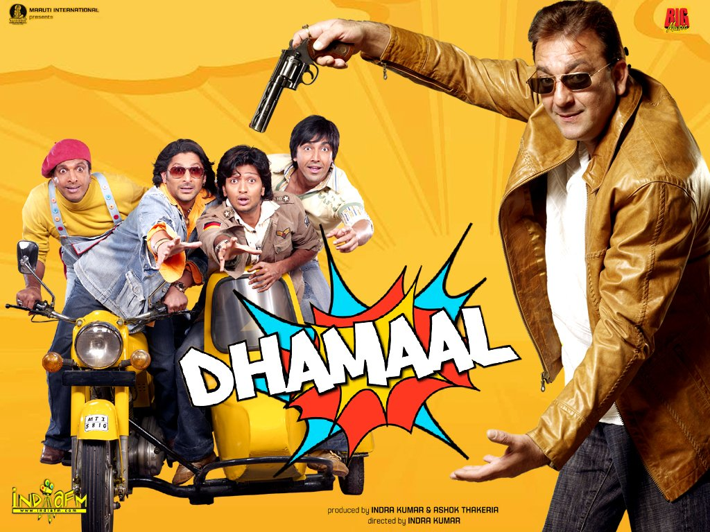 Dhamaal movie