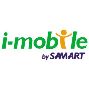I-mobile logo vector