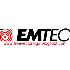 Emtec logo vector