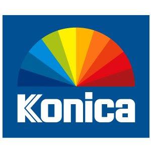 Konica logo vector