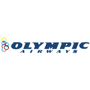 Olympic airways logo vector
