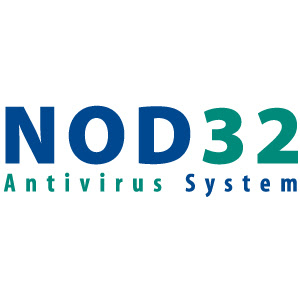 Nod32 logo vector