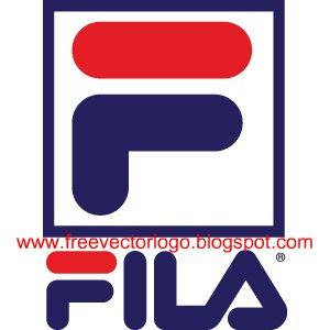 Fila logo vector