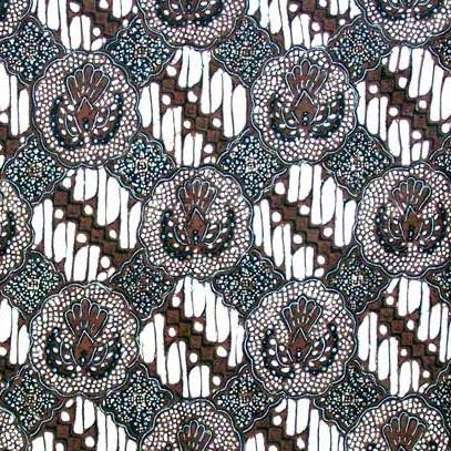 motif-motif Batik Nusantara