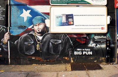 The kool skool tats cru big pun mural remix for Big pun mural bronx