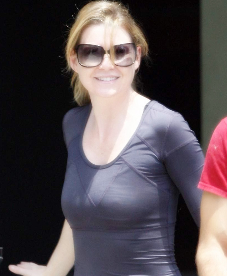 Meredith grey nude