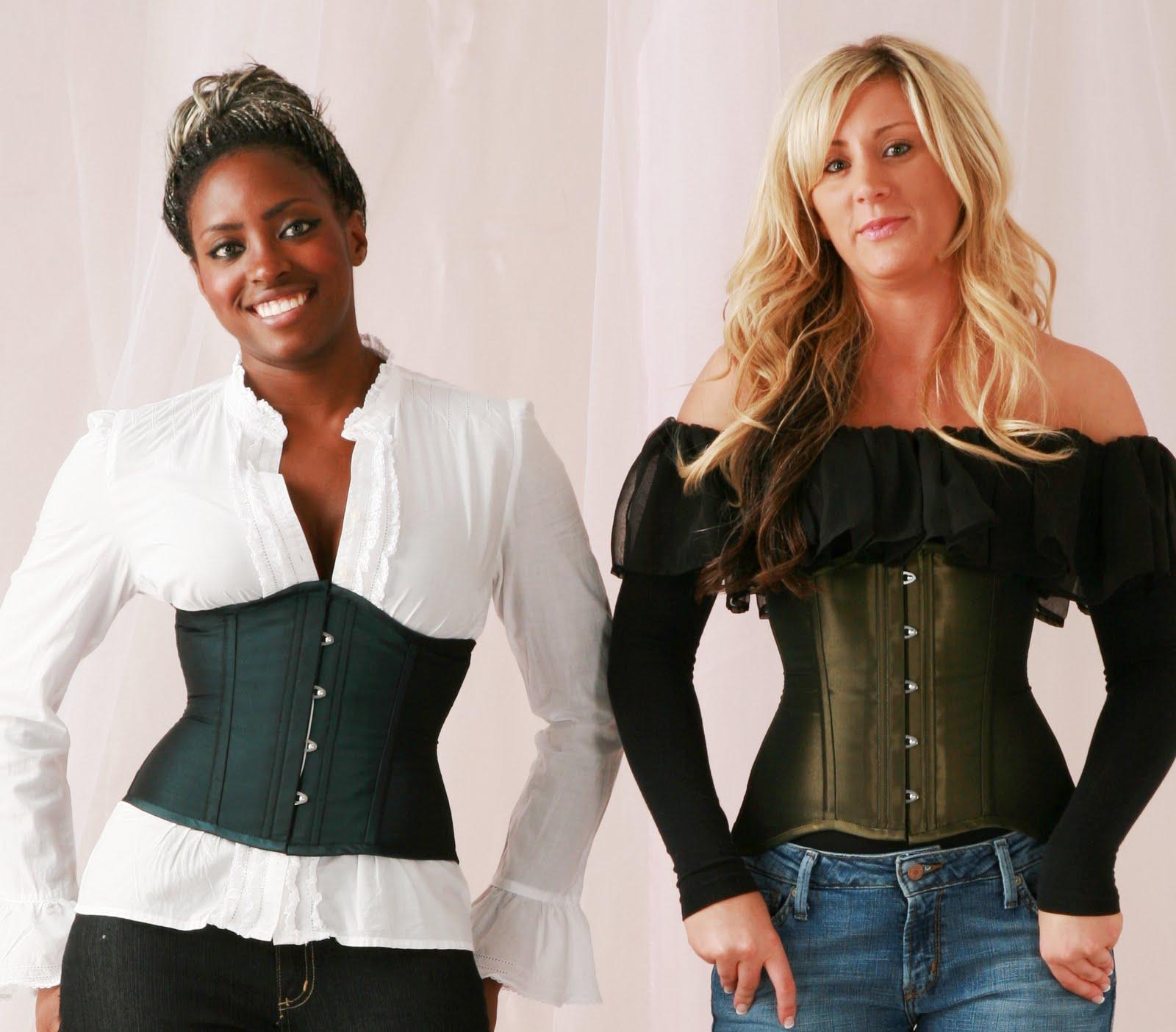 Farthingales Corset blog: Corset Fashion Show