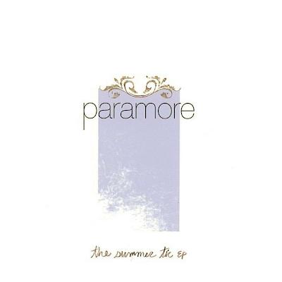 ROCK - Discografia Completa De Paramore   Paramore+-+The+Summer+Tic+EP+%282006%29
