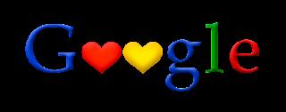 Google Valentine Logo