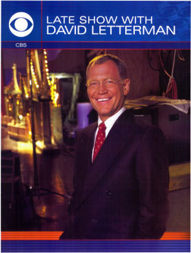 letterman tickets