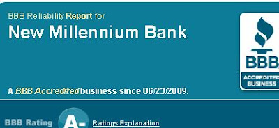 New Millenium Bank Credit Card: Review and Applications