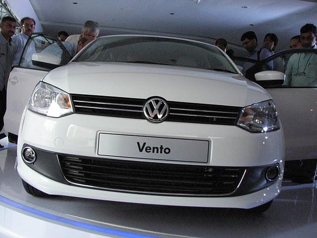 Volkswagen представил в Индии новый седан Vento