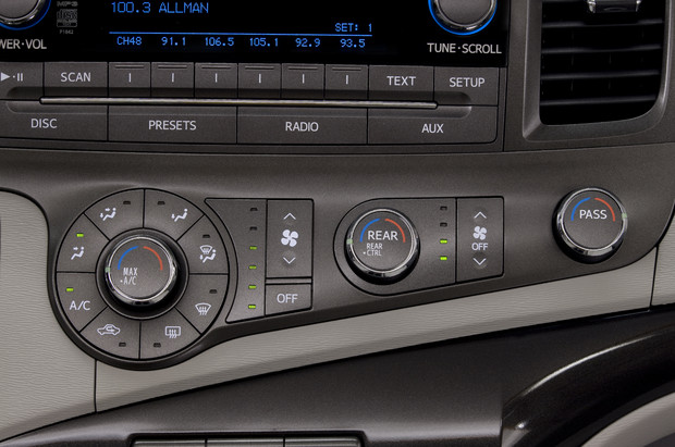 Nissan Westboro 2011 Toyota Sienna - Prices, Features, Specifications & Pictures ...