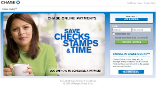 To access chase account online user should login to www.chase.com/access or chaseonline.chase.com for bill payment, manage account and online activities.