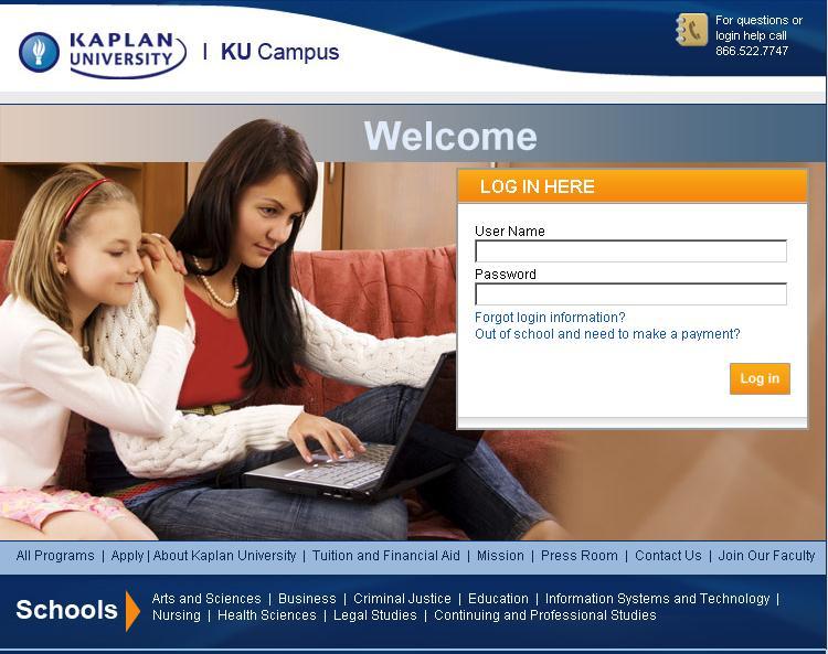 Kaplan University Ku Kaplan University Login
