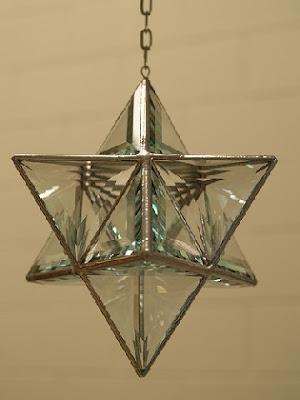 3D Star of David merkaba