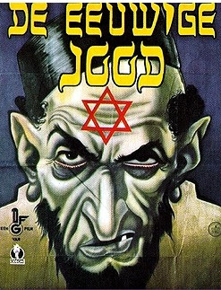 Anti-semitism jewish star