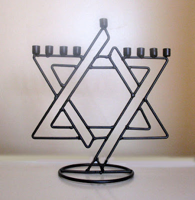 Star of Chanukiyah David