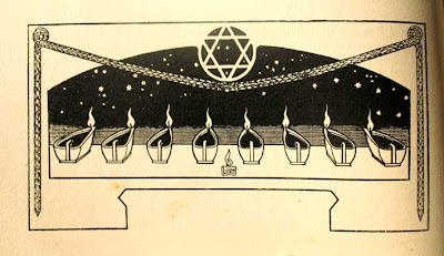 Lilien, Boats star of David