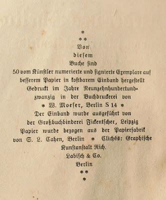 טקסט בגרמנית בצורת מגן דוד