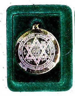 Hungarian Solomon's seal Pendant