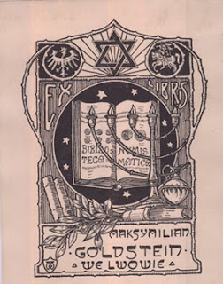Star of David Bookplate-5