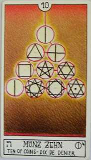 Hexagram Tetraktys