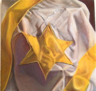 תערוכה קבוצתית בנושא הטלאי הצהוב
