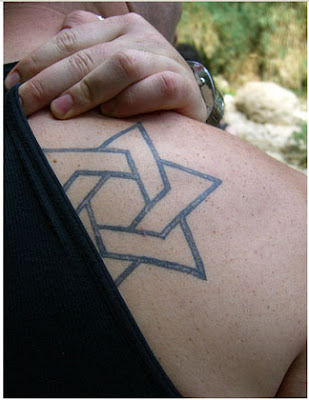 Tattoo Star of David