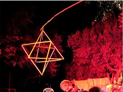 Merkabah At Night
