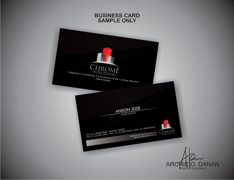 Graphic Design • Photography: Sample Chrome HOTEL INDIA :Logo ...