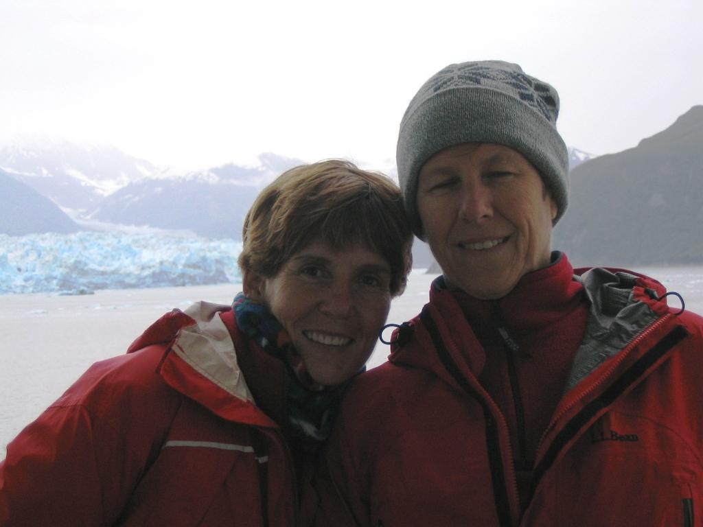 BFFs in Alaska 2005