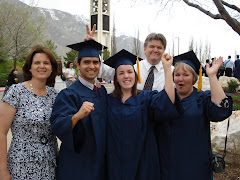 BYU Graduation, April 2009