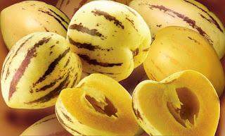 pepino+meyvesi Pepino meyvesi ve faydaları