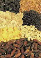 Kuru Meyve – Kilo aldırmayan atıştırmalıklar