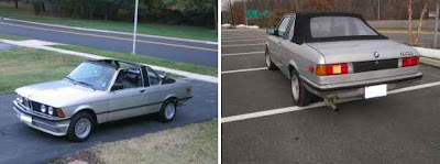 Just A Car Geek 1980 BMW 318 Baur Convertible  A Rolling