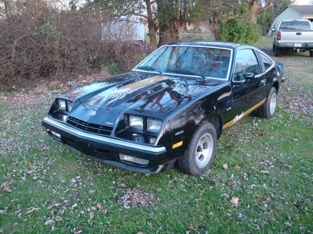 1977 Chevrolet Monza Spyder V8