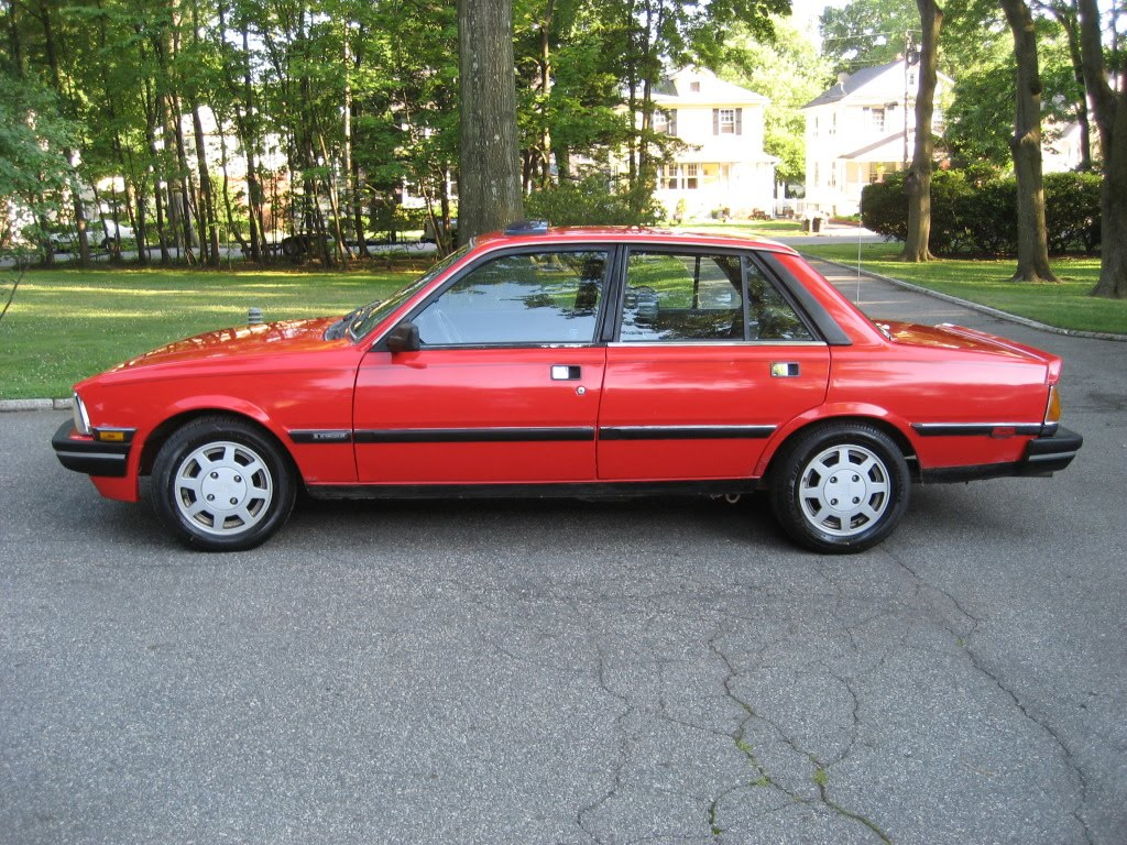 Just A Car Geek 1988 Peugeot 505 Turbo