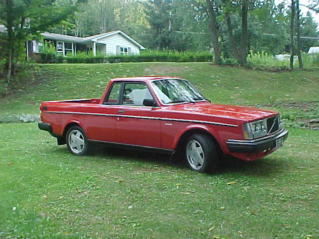 89 Volvo 240 Wagon. Volvo 240 Lowered