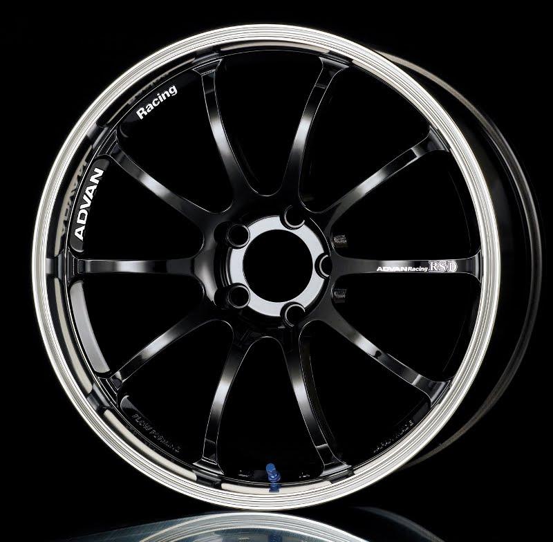"""Black Satria Neo: Advan RS-D 16"""" Rim"""